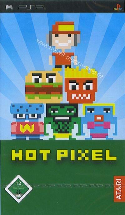 Hot Pixel - (Sony PSP)