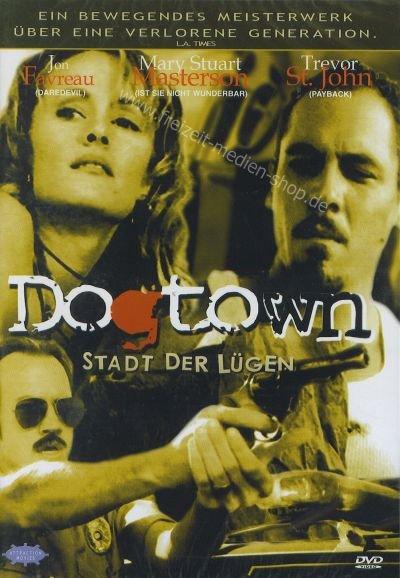 Dogtown - Stadt der Lügen - (DVD)