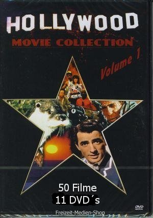 Hollywood Movie Collection Volume 1 - (DVD)