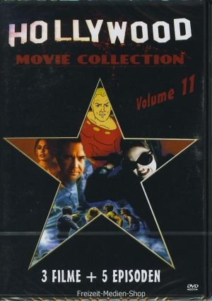 Hollywood Movie Collection Volume 11 - (DVD)