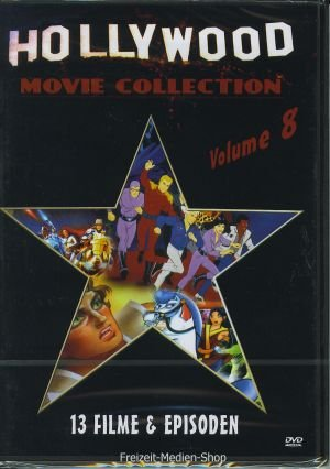 Hollywood Movie Collection Volume 8 - (DVD)